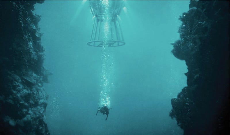 Pioneer Exclusive Poster Debut Reveals The Dark Danger of the Sea