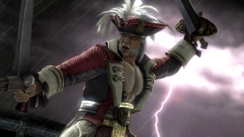 You Know Cervantes, Yoshimitsu, and Aeon; Who is Soulcalibur V's Xiba?