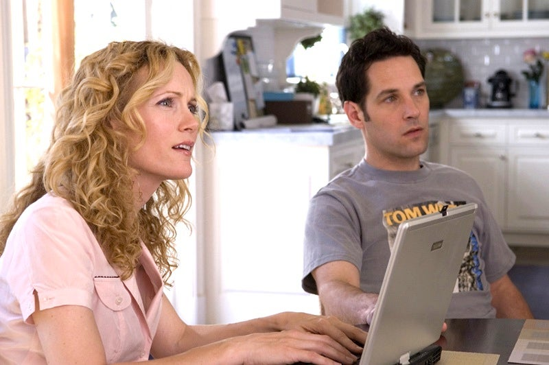 Paul Rudd and Leslie Mann Have the Strongest Marriage in Hollywood
