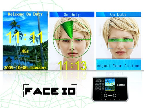 Face Recognition Lock Gallery