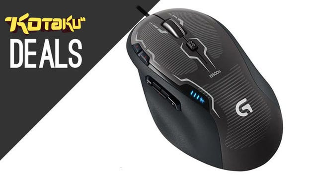 Dark Souls II, Everything Titanfall, Logitech G500s, Humble [Deals]