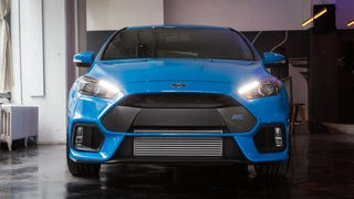 Why The Only 2016 Ford Focus RS In America Is A Half Million Dollar Car