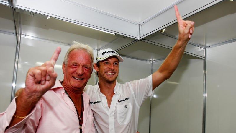 Meghalt a legjobb arc az F1-ben