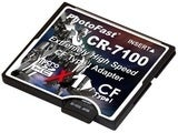 Photofast CR-7200 CompactFlash Adapter Runs Four microSDs In RAID