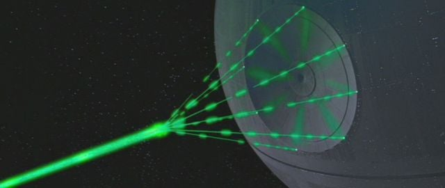 These Revolutionary Optics Could Make Battlefield Lasers a Reality