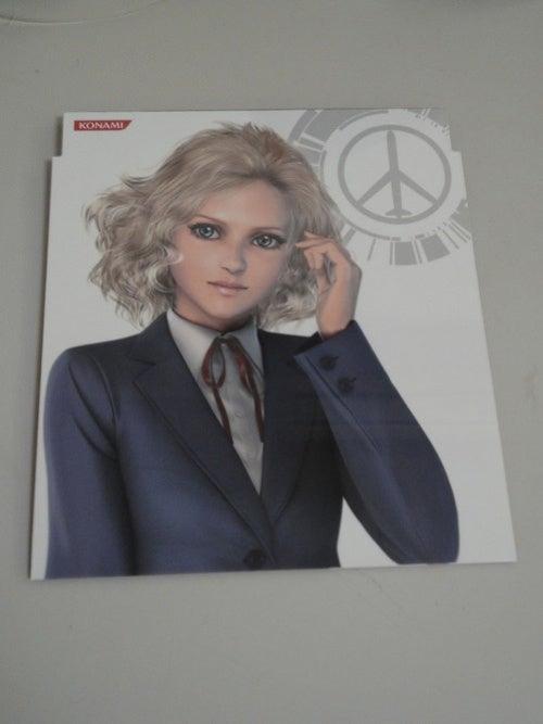 Metal Gear Solid Peace Walker CD Packaging Has A Naughty Secret