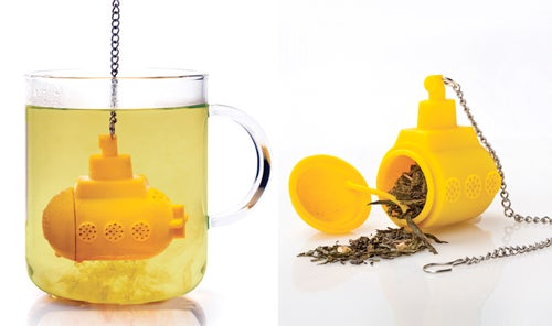 We All Drink From The Yellow Submarine (Tea Infuser)