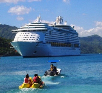 Luxury Cruise Line Bravely Perseveres in Haiti, Even as Quake Stuff Harshes the Mellow