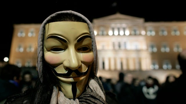 Hacker Makes Anonymous Look Like Assholes By Attacking Abortion Provider In Their Name