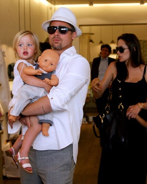 Fight Club Fisticuffs At Chateau Jolie-Pitt