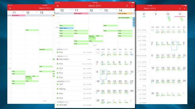 Fantastical, the Amazing iOS Calendar, Is Now Available for iPad