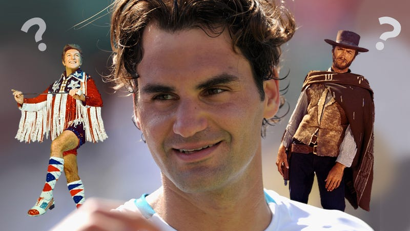 Gay or Not Gay?: Roger Federer