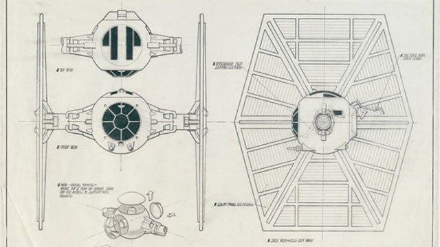 Get the Plans for the Death Star at last