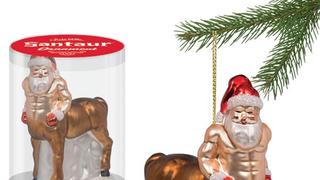 A legrusnyább karácsonyfadísz a világon