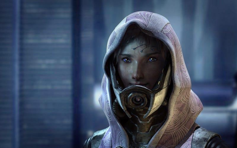 Did Intel Steal Mass Effect Fan Art?