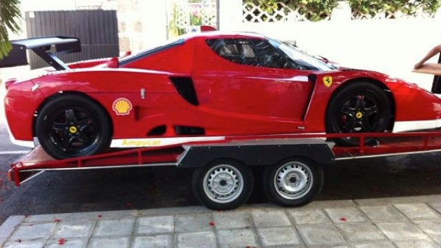 Could Ferrari Sue Fast And Furious 6 Over A Fake Supercar?
