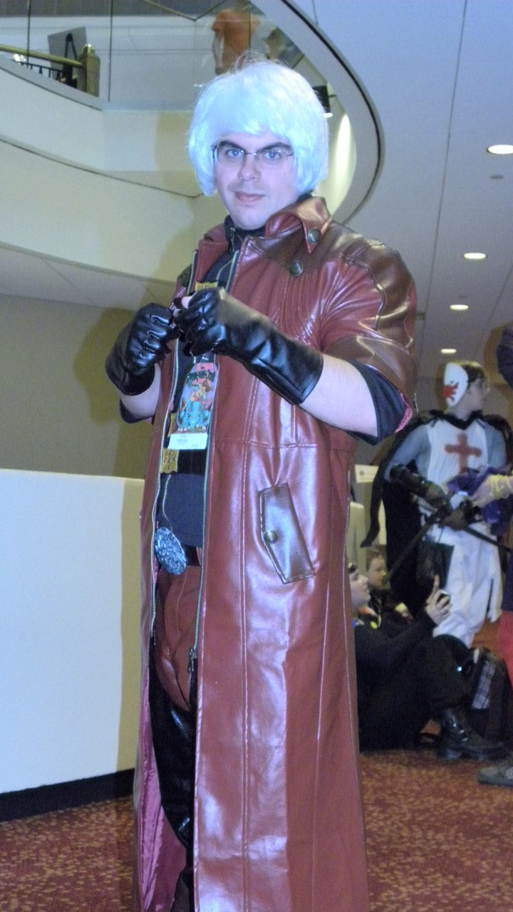 The Woefully Inadequate, Apologetically Dramatic Dragon Con Day One Cosplay Gallery