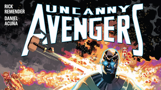 Uncanny Avengers #22 Ends One Story, But Will There Be Another? (Spoilers)