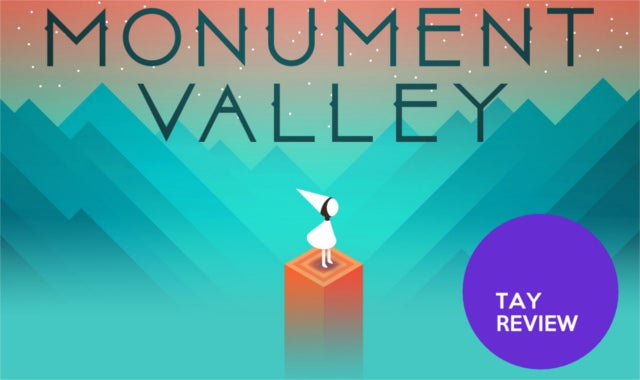 Monument Valley: The TAY Review