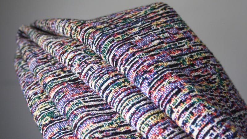 Wrap Yourself In Awesome Errors With These Glitch Blankets