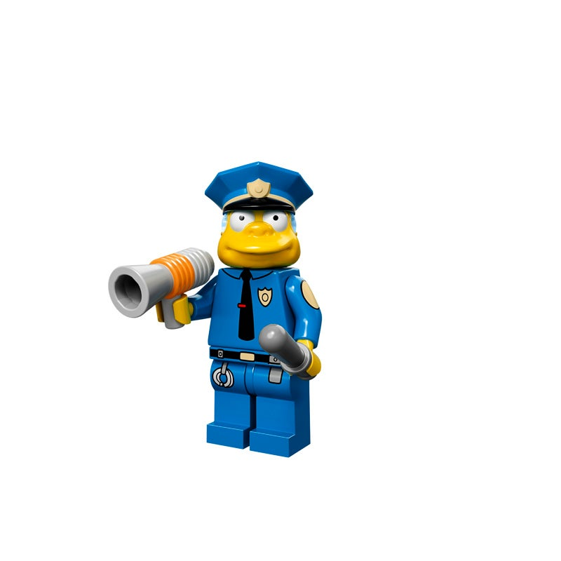 An Army Of LEGO Simpsons Invades America In May