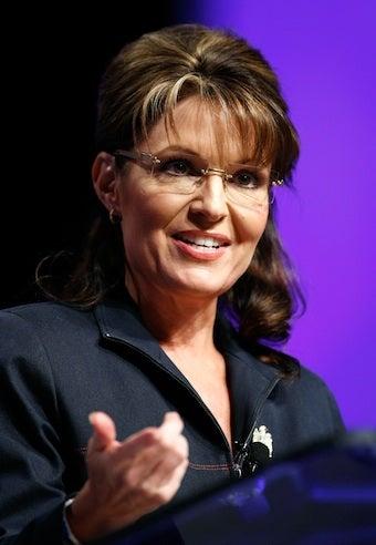 Sarah Palin Is Oddly Sensible On Marijuana