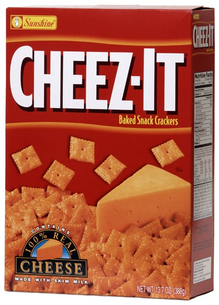 Trading ADD Meds For Cheez-Its Is Most ADD Thing Ever