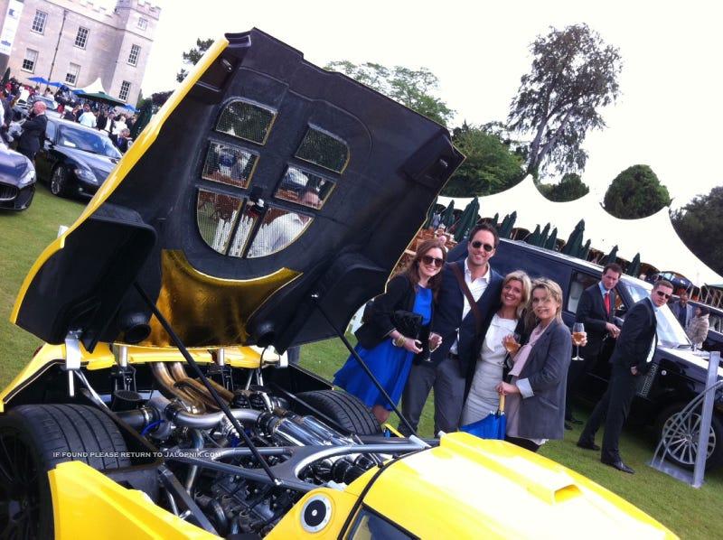 Hennessey Venom GT Bugatti-Killer: First photos