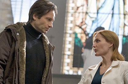 X-Files Movie Has a Title at Last