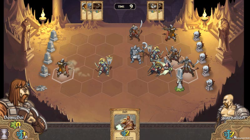 Scrolls Is Going Alpha Today. Here are the First Details.