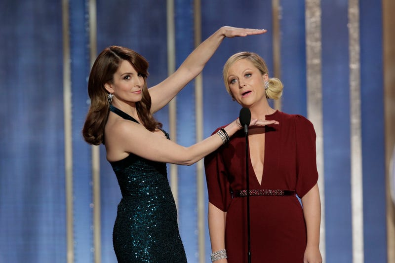 Breakdowns: Hollywood's BFFs Tina and Amy Are Hosting The Globes Again