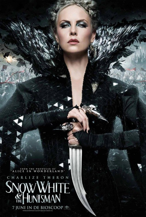 Snow White and the Huntsman International Posters
