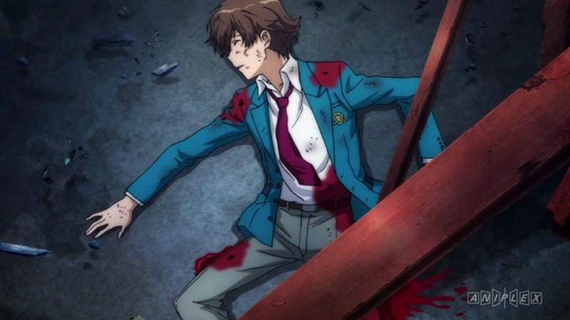 Valvrave Mixes an Over-the-Top Premise with Real World Consequences