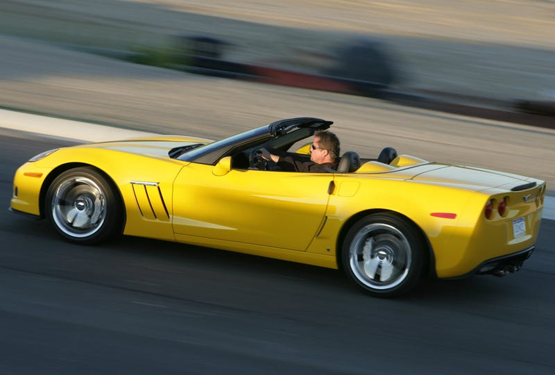 2010 Corvette Grand Sport Pricing Starts At $55,720