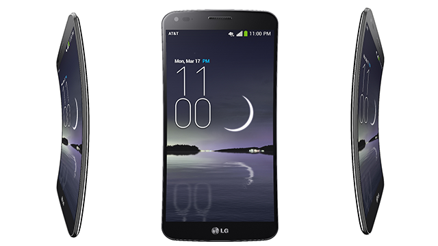 The Curvaceous LG G Flex Is Coming To AT&T, Sprint, and T-Mobile