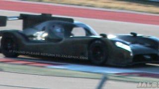 Analyzing Possible Aerodynamic Secrets Of The Nissan GT-R LMP1 Car