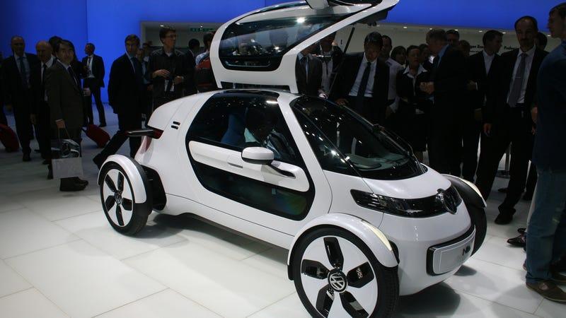 Volkswagen Nils concept gallery