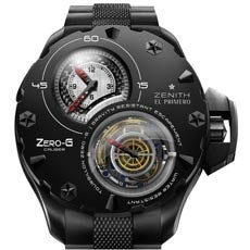 Zero-G Defy Xtreme Stealth Watch Had Better Get You Noticed