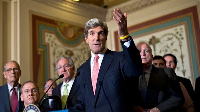 John Kerry Will Likely Be Obama's Nominee for Secretary of State