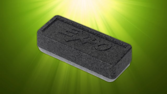 Use a Dry Eraser to Easily Clean LCD Screens