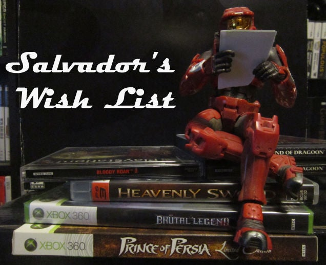 Salvador's Wishlist: Sequels (and One Remake)