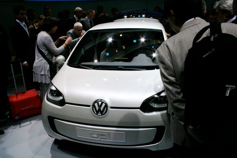 Audi To Build Their Own VW Up!