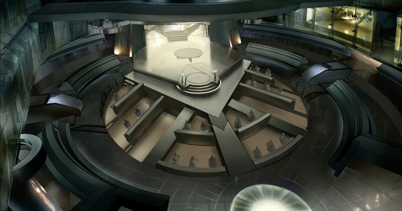 Brand new Avengers concept art takes us inside S.H.I.E.L.D.'s hardware!