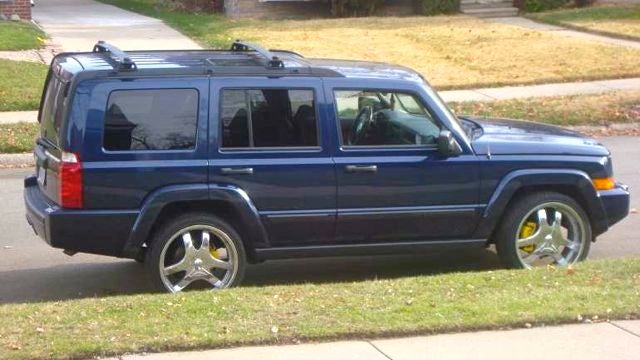 Jay-Z edition Jeep Commander was almost a thang