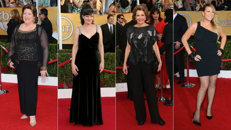 The Best and Worst Looks from the SAG Awards Red Carpet