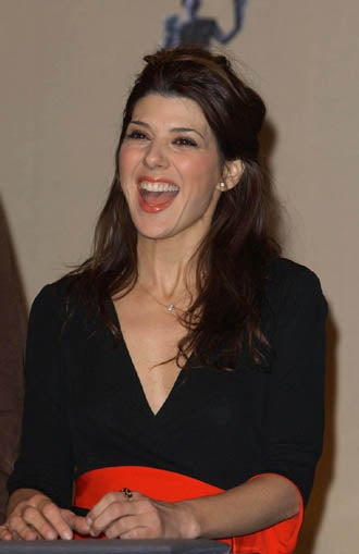 Marisa Tomei Takes It All Off; Gina Gershon Hangs At The Brothel