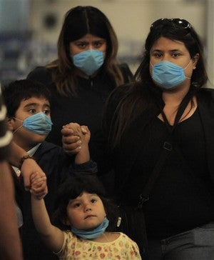 Swine Flu: Fingers Point; American Child Dies