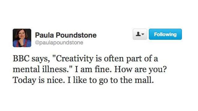 Paula Poundstone Is Just Fine
