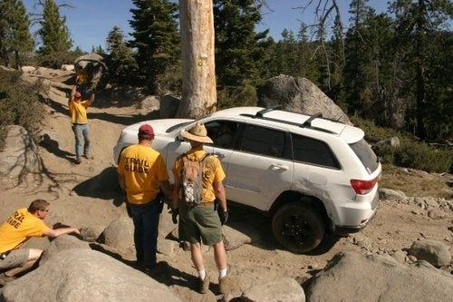 2011 Grand Cherokee On The Rubicon