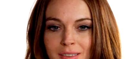 Lindsay Lohan Looks For Love In eHarmony Spoof